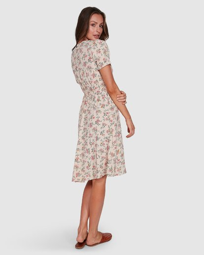 8 Day Dreamer Midi Dress Pink 6503461 Billabong