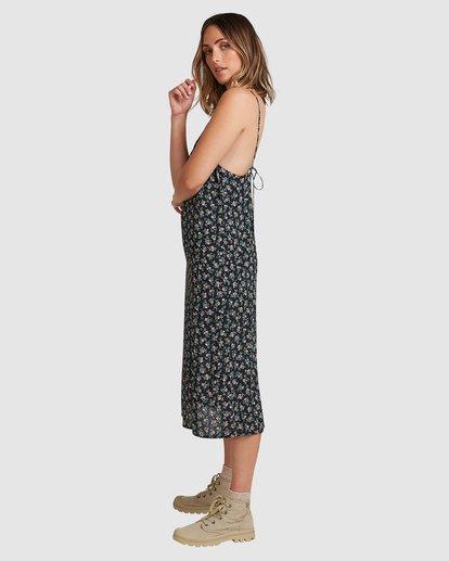 2 Bloom Midi Dress Black 6503463 Billabong