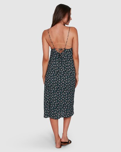 3 Bloom Midi Dress Black 6503463 Billabong