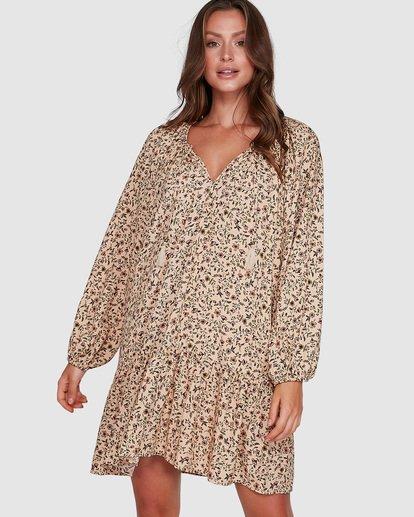 1 Charmer Dress Beige 6503467 Billabong
