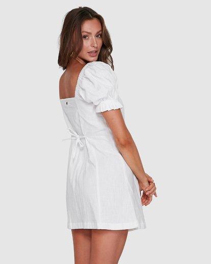 3 Chloe Dress White 6503473 Billabong