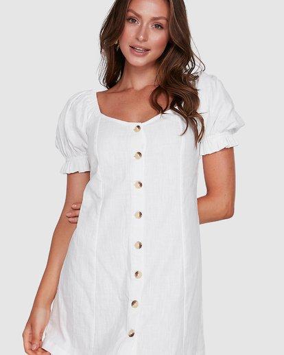 4 Chloe Dress White 6503473 Billabong