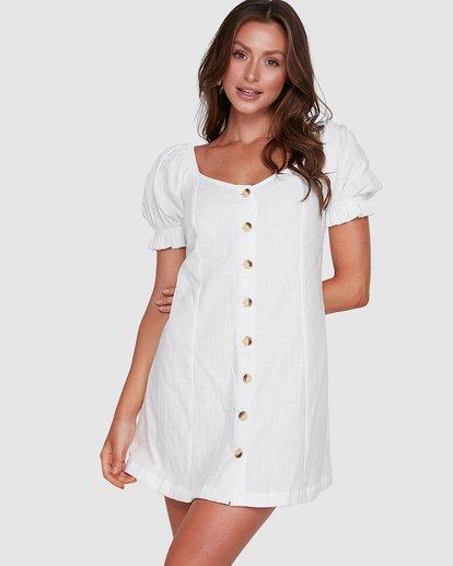 0 Chloe Dress White 6503473 Billabong