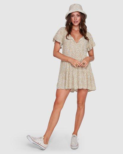 6 Summer Dress Beige 6503474 Billabong