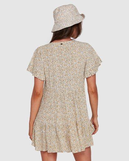 3 Summer Dress Beige 6503474 Billabong