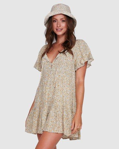1 Summer Dress Beige 6503474 Billabong