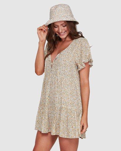 2 Summer Dress Beige 6503474 Billabong