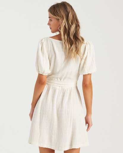 2 Sundown Dress White 6503482 Billabong
