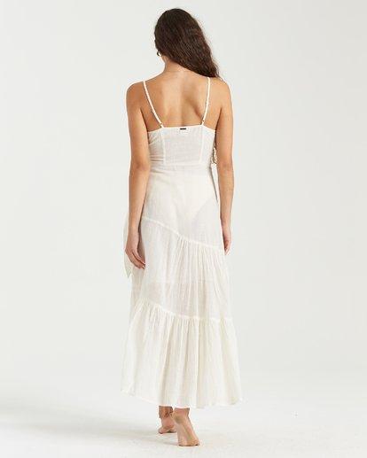 3 Island Spirit Dress White 6503483 Billabong