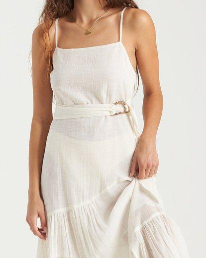 4 Island Spirit Dress White 6503483 Billabong