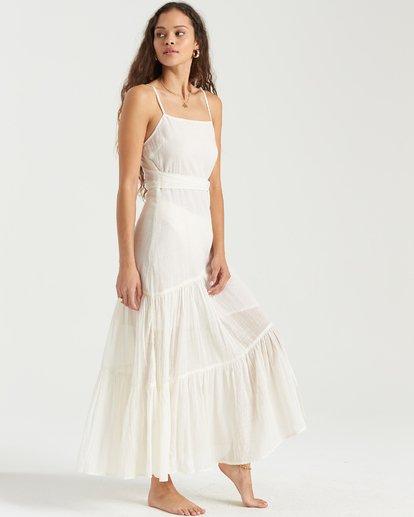 1 Island Spirit Dress White 6503483 Billabong