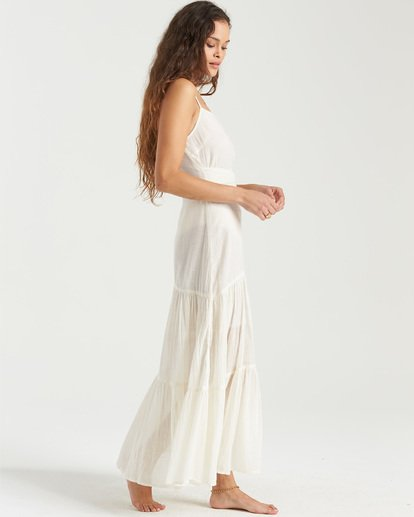 2 Island Spirit Dress White 6503483 Billabong