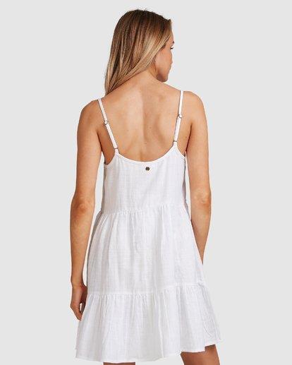 3 Bluebell Crosshatch Dress White 6503495 Billabong