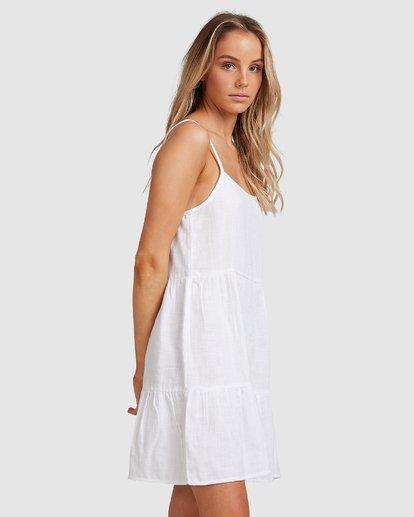 2 Bluebell Crosshatch Dress White 6503495 Billabong