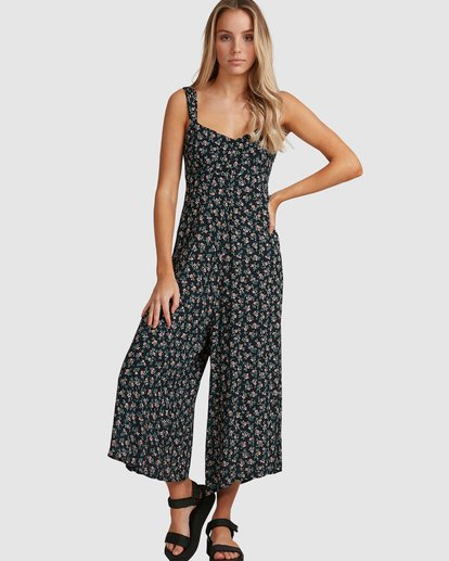 1 Bloom Jumpsuit Black 6503521 Billabong