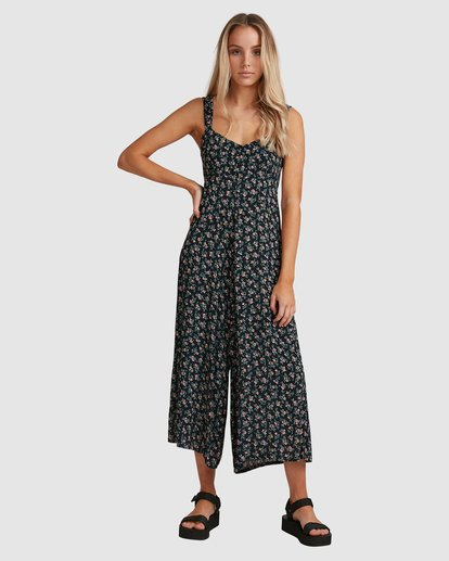 2 Bloom Jumpsuit Black 6503521 Billabong