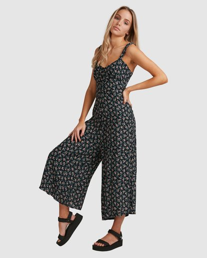3 Bloom Jumpsuit Black 6503521 Billabong