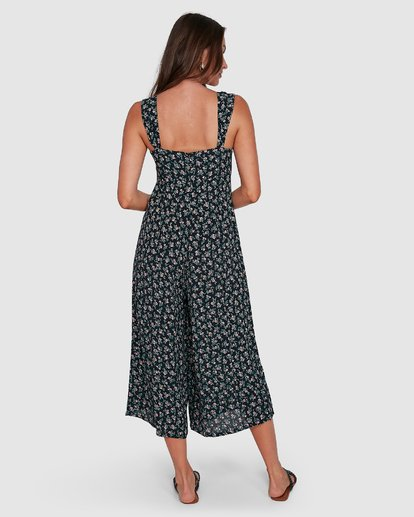 9 Bloom Jumpsuit Black 6503521 Billabong