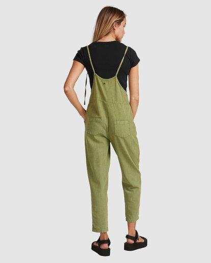 3 Pepper Jumpsuit Green 6503522 Billabong