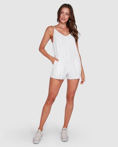 6 Jungle Jumpsuit White 6503523 Billabong