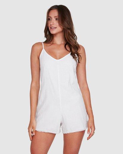 1 Jungle Jumpsuit White 6503523 Billabong