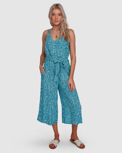 1 Arabella Jumpsuit Green 6503526 Billabong