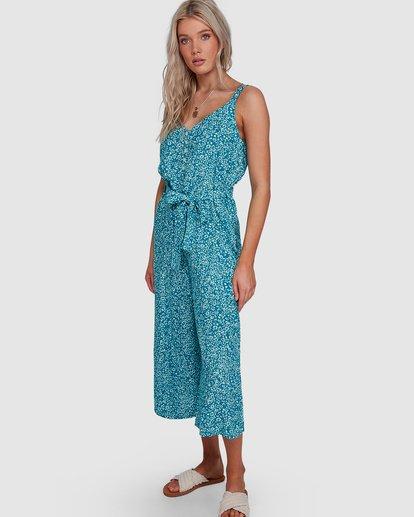 0 Arabella Jumpsuit Green 6503526 Billabong