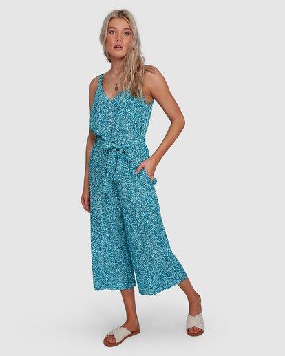 2 Arabella Jumpsuit Green 6503526 Billabong