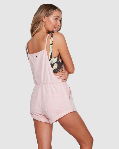 3 Salt Jumpsuit Pink 6503535 Billabong