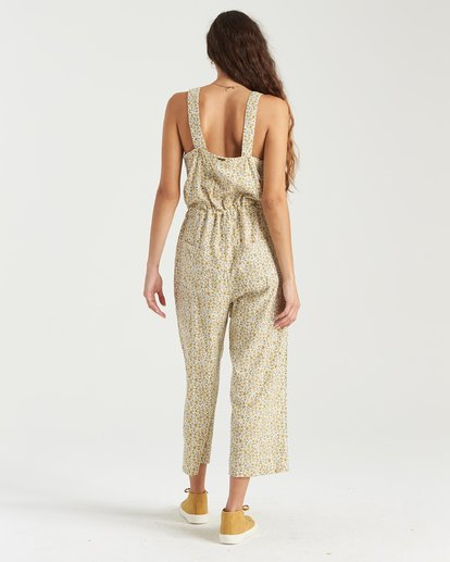 2 Sandy Shores Jumpsuit Grey 6503538 Billabong