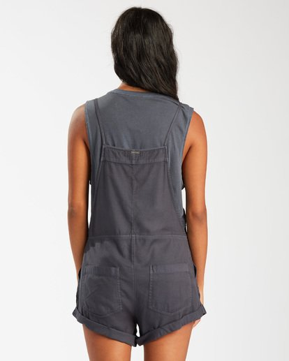 3 Wild Pursuit Jumpsuit Black 6503544 Billabong