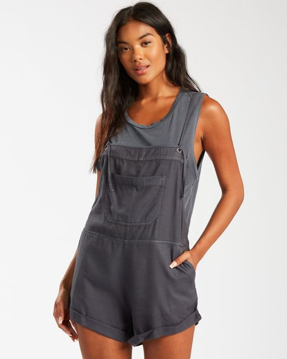 1 Wild Pursuit Jumpsuit Black 6503544 Billabong