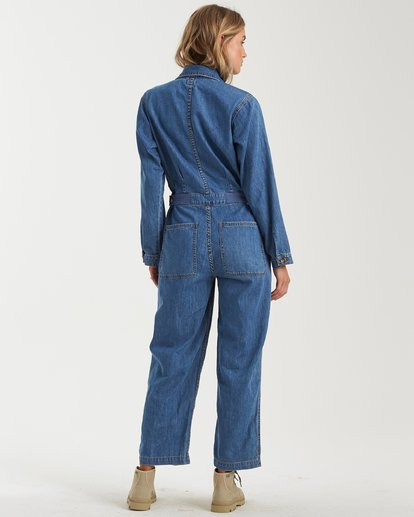 2 Endless Days Jumpsuit Blue 6503545 Billabong