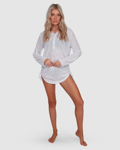 6 Lovechild Cover Up White 6503625 Billabong