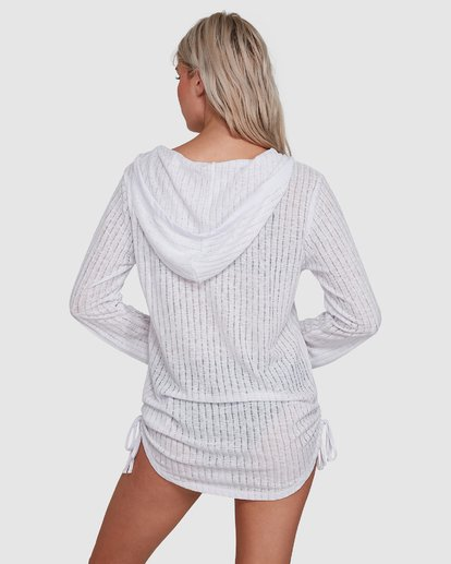 3 Lovechild Cover Up White 6503625 Billabong