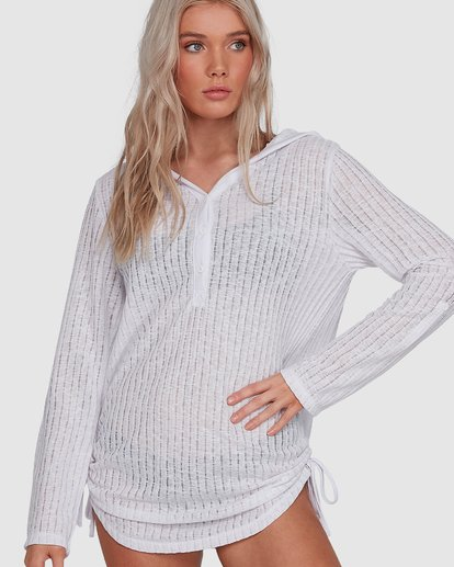 4 Lovechild Cover Up White 6503625 Billabong