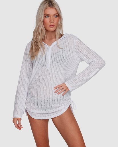 0 Lovechild Cover Up White 6503625 Billabong