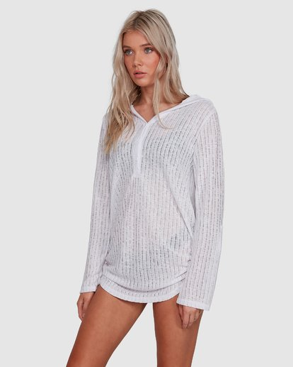 2 Lovechild Cover Up White 6503625 Billabong