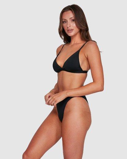 4 Sol Searcher Hi Point Tri Bikini Top Black 6503701 Billabong