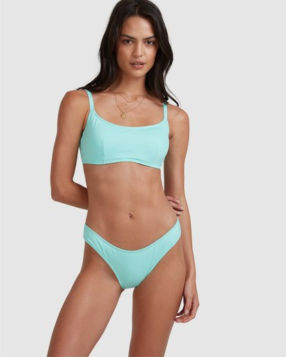 1 Sol Searcher Mia D/DD Bralette Bikini Top Blue 6503703 Billabong