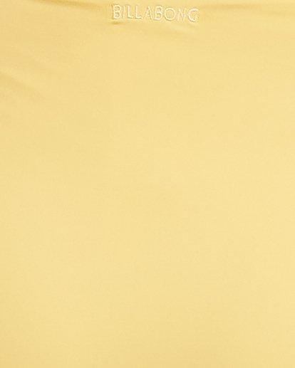 7 Sol Searcher Mia D/DD Bralette Bikini Top Yellow 6503703 Billabong
