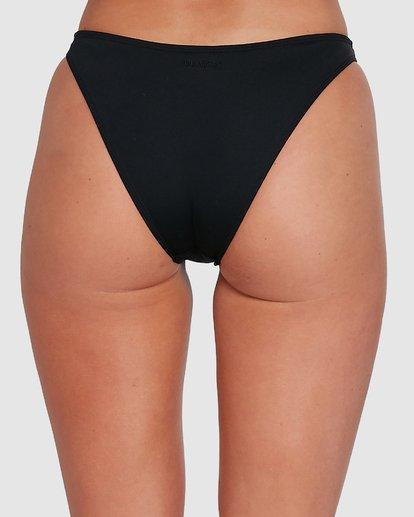 8 Sol Searcher Tropic Bikini Bottoms Black 6503706 Billabong