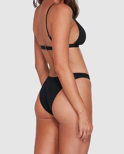 9 Sol Searcher Tropic Bikini Bottoms Black 6503706 Billabong