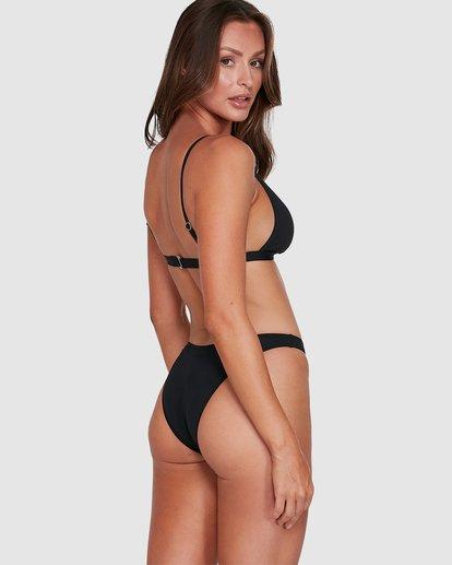 10 Sol Searcher Tropic Bikini Bottoms Black 6503706 Billabong