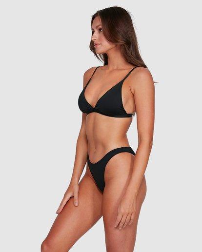 6 Sol Searcher Tropic Bikini Bottoms Black 6503706 Billabong