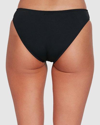9 Sol Searcher Lowrider Bikini Bottoms Black 6503708 Billabong