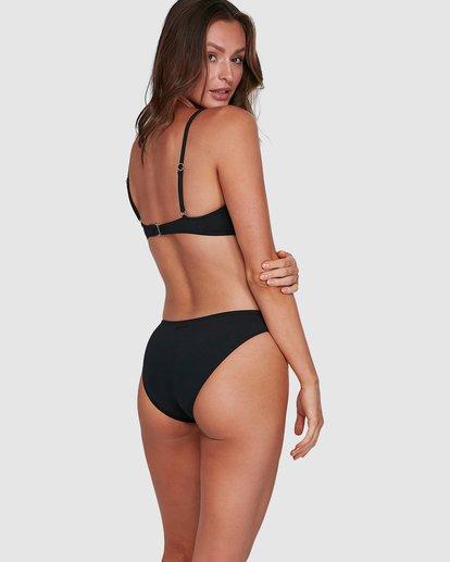 11 Sol Searcher Lowrider Bikini Bottoms Black 6503708 Billabong