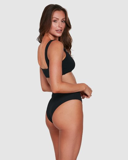 0 Sol Searcher Hi Maui Bikini Bottoms Black 6503712 Billabong