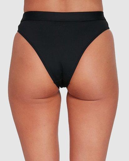 6 Sol Searcher Maui Rider Bikini Bottoms Black 6503713 Billabong
