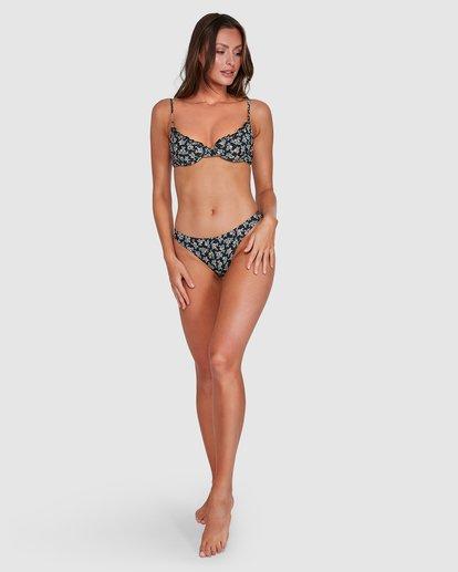 9 Bloom Tropic Bikini Bottoms Black 6503731 Billabong